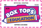Box Tops Clippable
